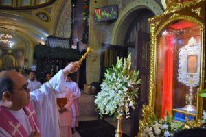 Nelle Filippine è stata intronizzata una copia del Santo Volto di Gesù di Manoppello